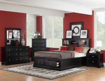 Preston 5pc Queen Bedroom Set Available Online in Dallas Texas