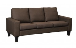 Bachman Chocolate Sofa Available Online in Dallas Texas