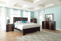 Dominic Queen 5pc Bedroom Group Available Online in Dallas Texas