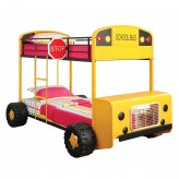 School Bus Bunk Bed Available Online in Dallas Texas