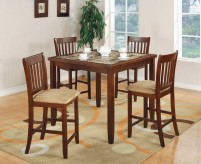 Normandie 5pc Counter Height Dining Set Available Online in Dallas Texas