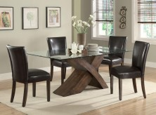 Nessa 5pc Dining Room Set
