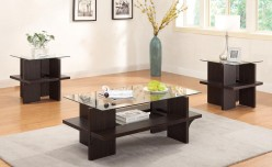 Phoenix 3pc Coffee Table Set