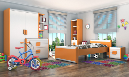5 Trends to Draw Inspiration when Decorating Kids Rooms ...