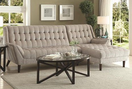 5 Reasons Your Living Room Space needs a Sectional Sofa