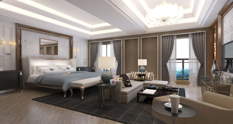 4 Essentials to Transforming Your Bedroom into a Luxury Suite