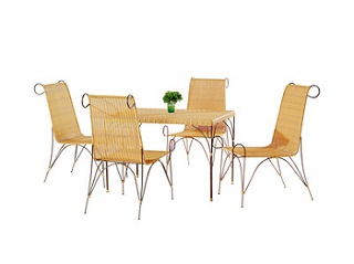Play Around with Chairs to Decorate Your Contemporary Dining Room