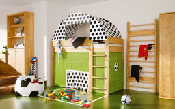 Stylish and Fun Kid's Room Decorating Trends