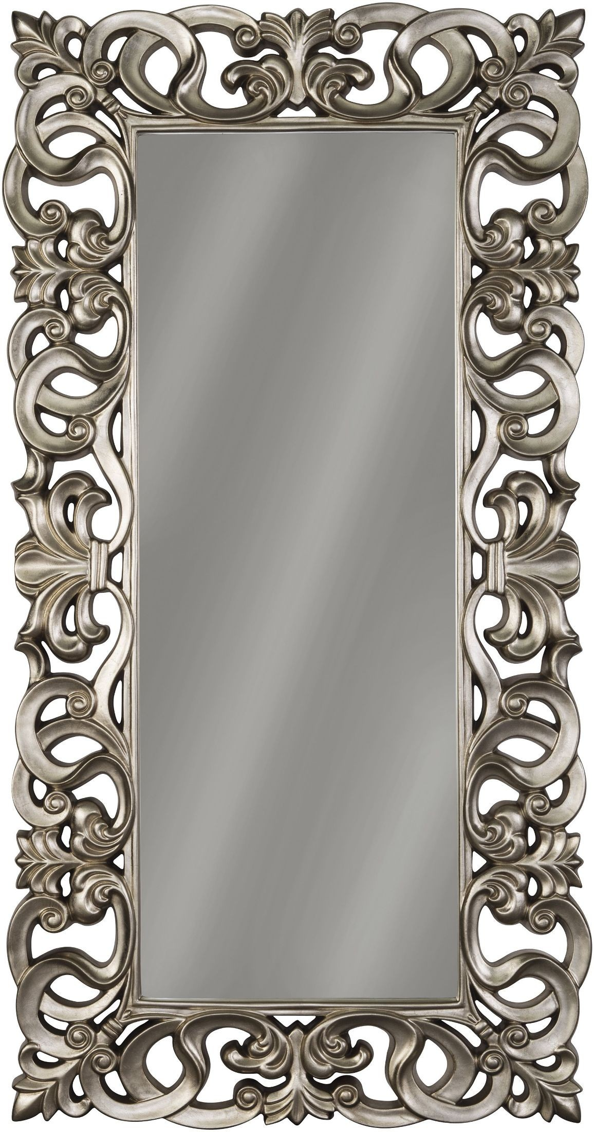 Ashley Lucia Antique Silver Accent Mirror Dallas Tx Home Furniture Accessories Furniture Nation