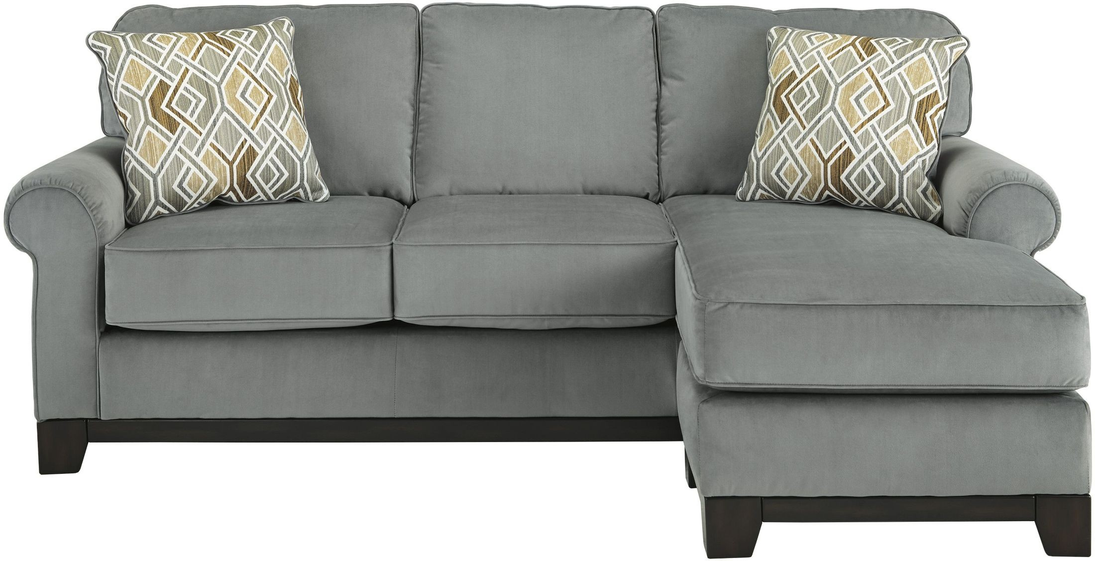 Ashley benld sofa chaise dallas tx living room sofa for Ashley furniture sectional with chaise