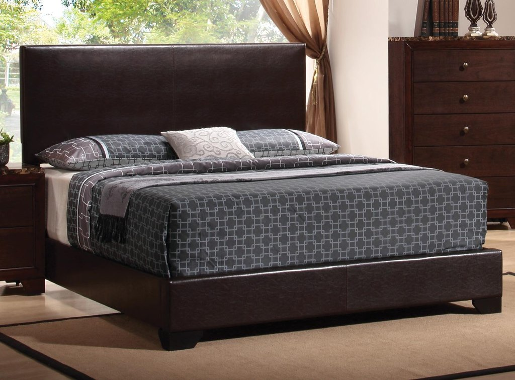Coaster Conner Cal King Bed Dallas Tx Bedroom Bed Furniture Nation