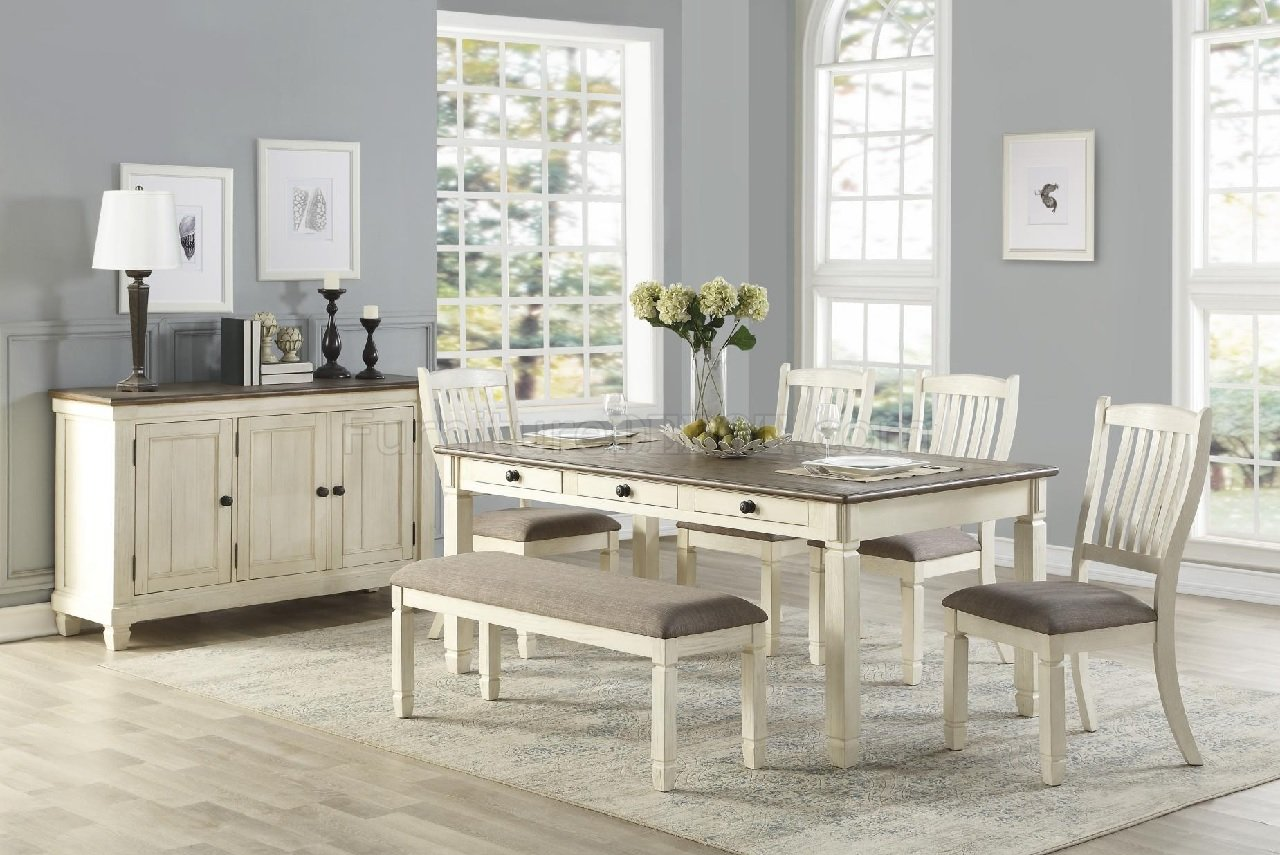 willow dining room | Homelegance Willow Bend 6pc Dining Room Set Dallas TX ...
