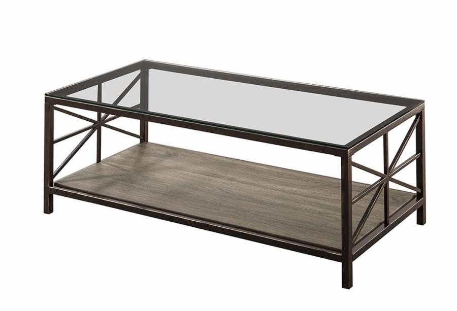 Avondale Rustic Coffee Table Dallas TX Occasional Tables - Magic coffee table