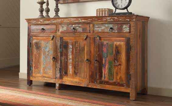 Coaster Reclaimed 60 Quot Accent Cabinet Dallas Tx Home