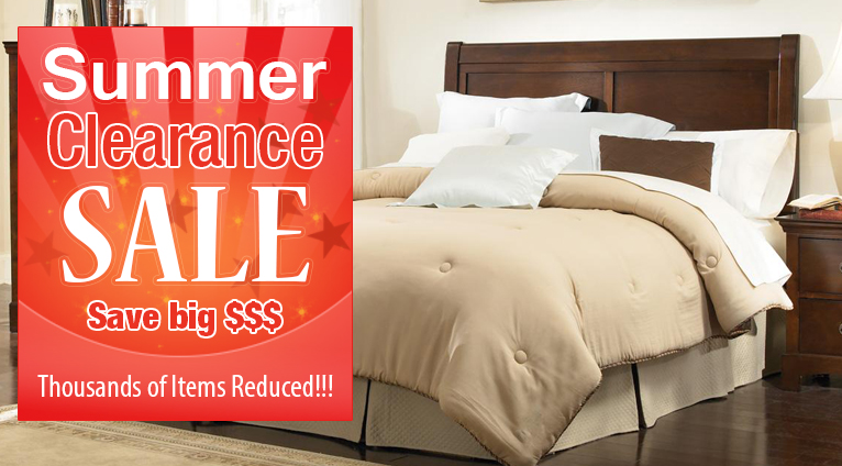 Summer Clearence Sale
