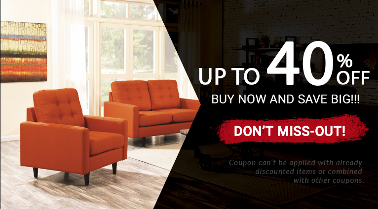 Upto 40% off on All Items