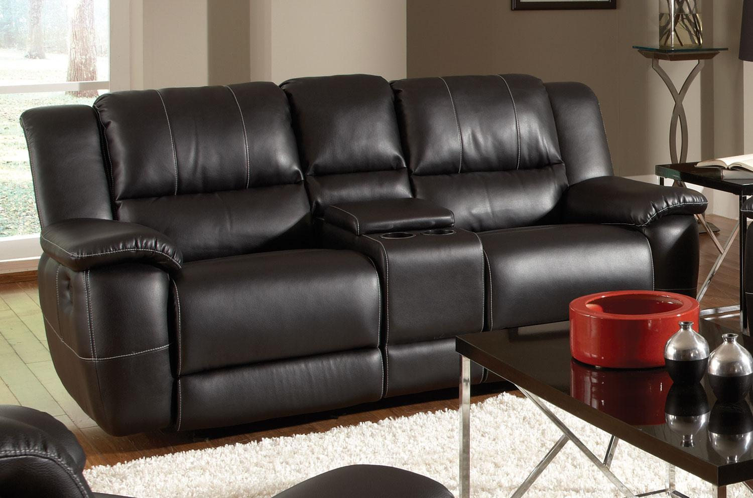 Fantastic Coaster Lee Glider Reclining Loveseat Gmtry Best Dining Table And Chair Ideas Images Gmtryco
