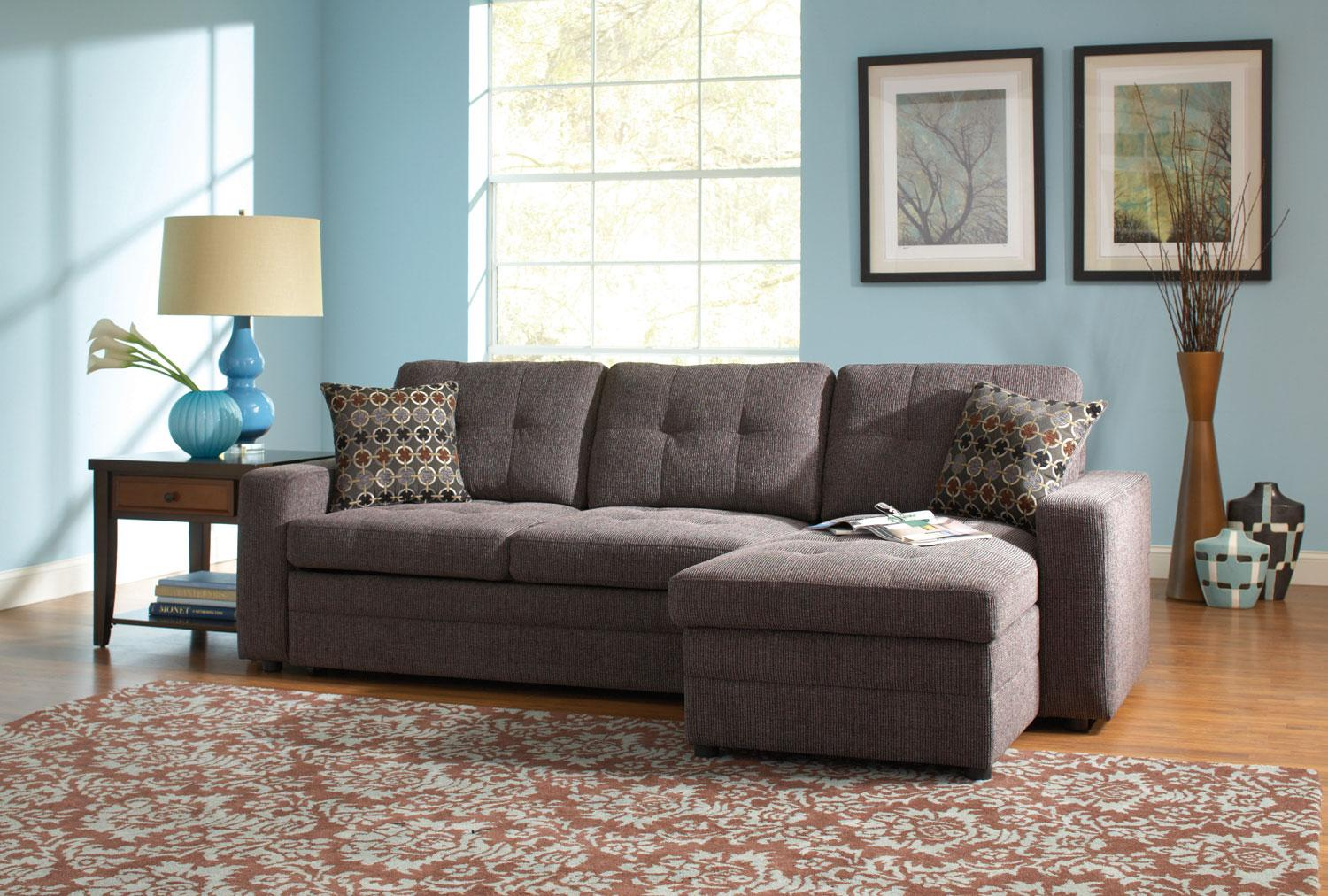 Coaster gus right chaise sleeper sofa dallas tx living for Accent traditional chaise by coaster
