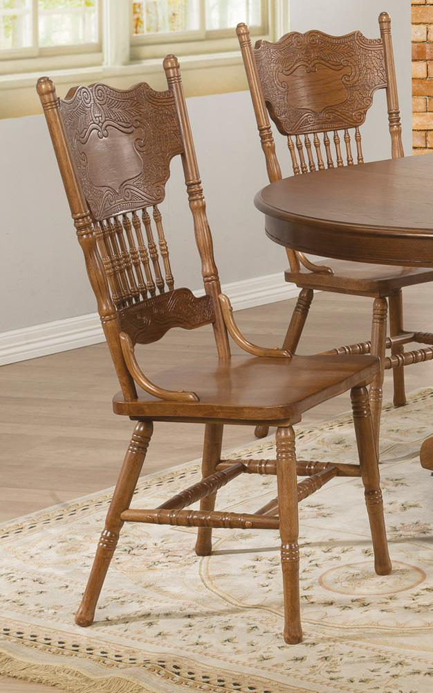 Coaster Brooks Dining Chair Dallas Tx Dining Room Dining Chair Furniture Nation