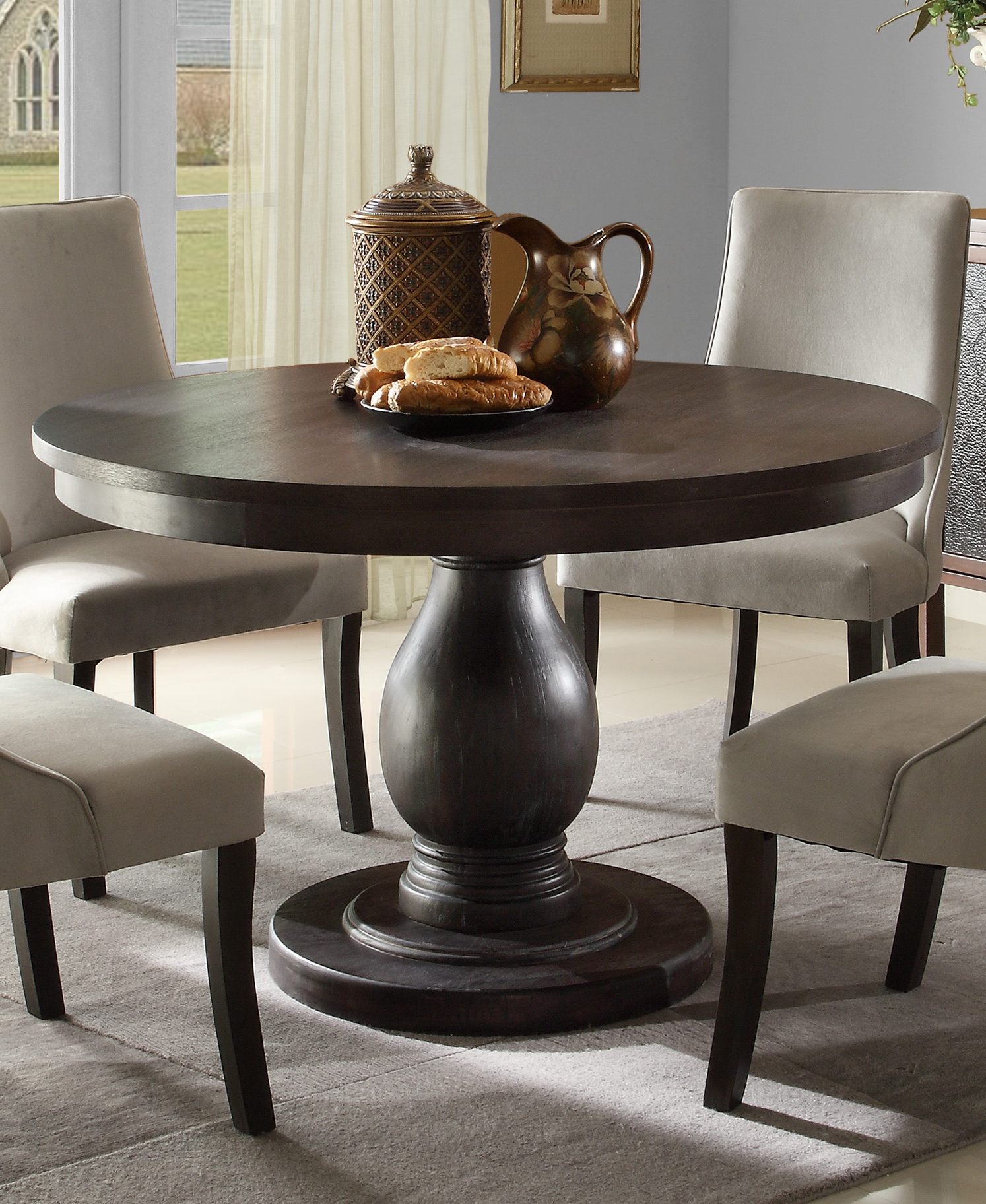 Dining Room Furniture Dallas Tx: Homelegance Dandelion Dining Table Dallas TX