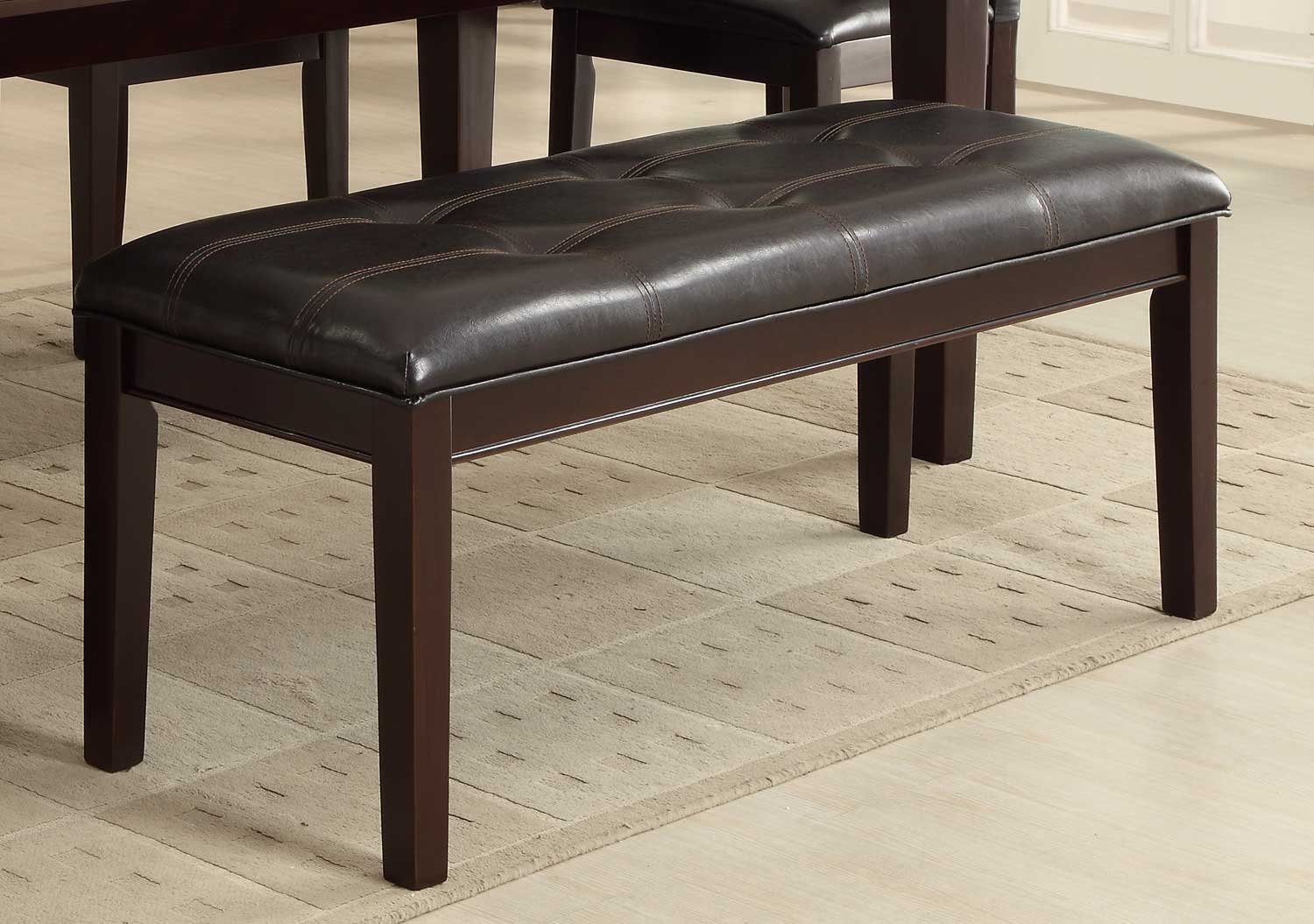 Homelegance Thurston Bench Dallas Tx Dining Room Bench