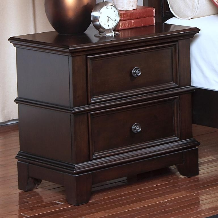 New Classic Prescott Night Stand Dallas Tx Bedroom Night