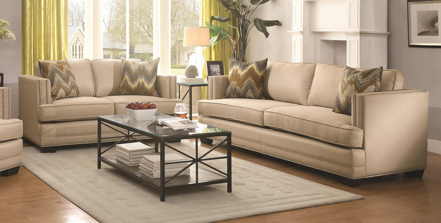 home living room living room set rosario sofa loveseat set
