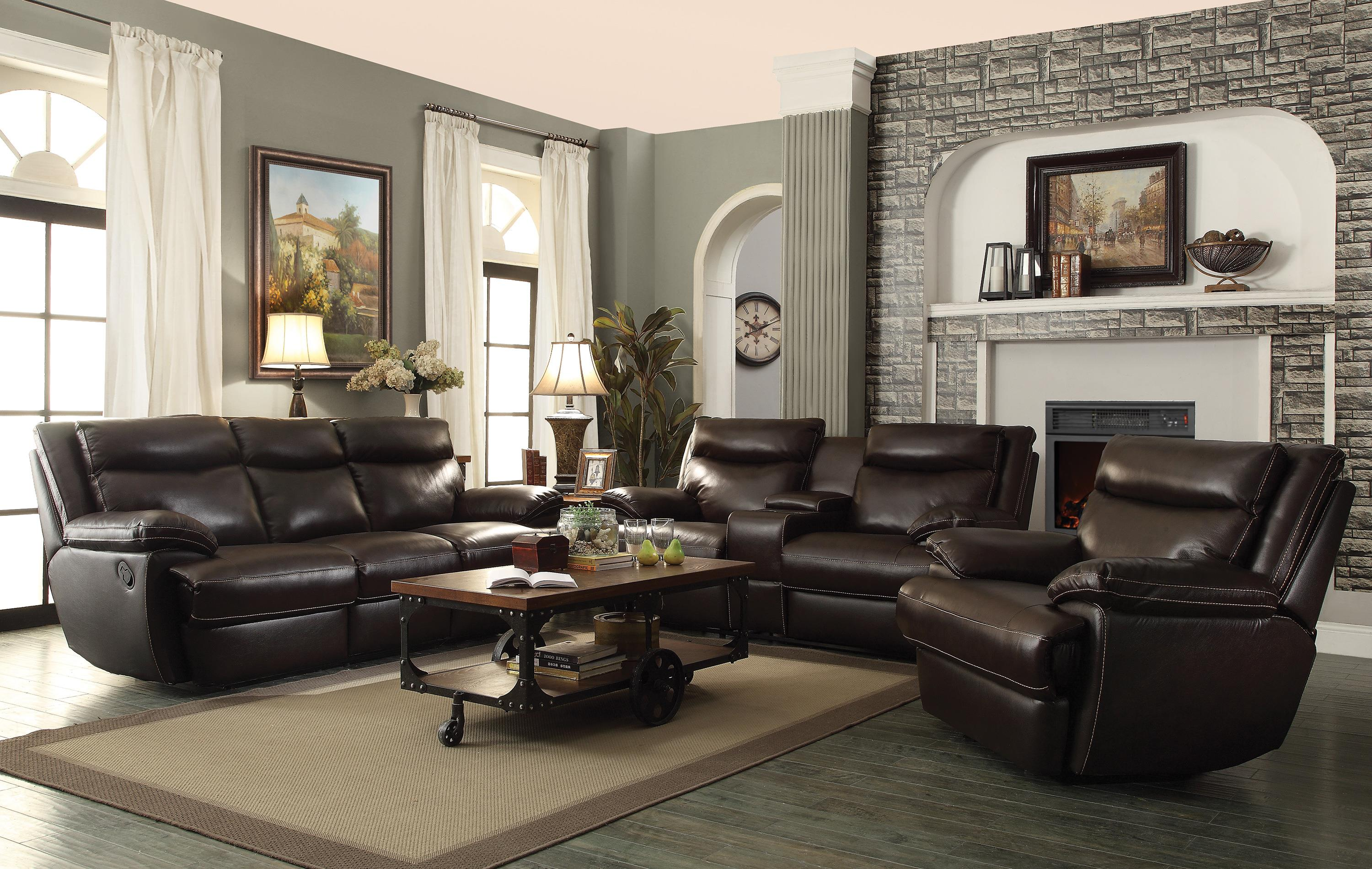 Tremendous Coaster Macpherson 2Pc Reclining Sofa Loveseat Set Gmtry Best Dining Table And Chair Ideas Images Gmtryco