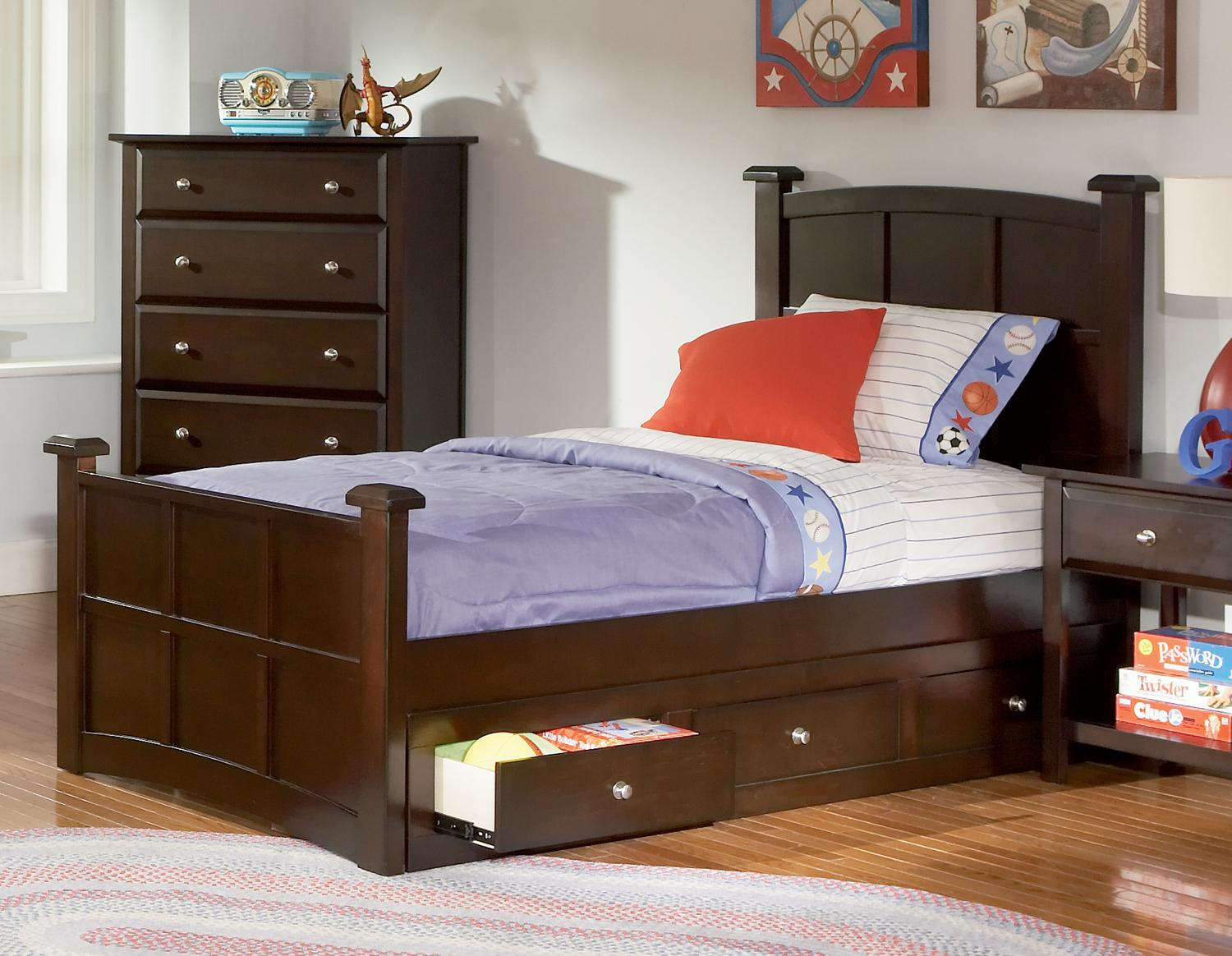 Coaster Jasper Twin Bed Dallas Tx Kids Bed Furniture