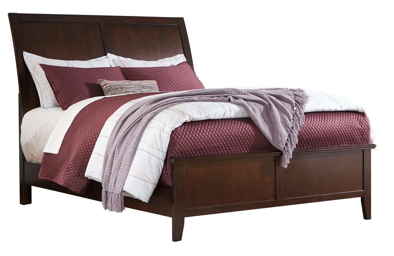 Ashley evanburg king sleigh bed dallas tx bedroom bed - Ashley wilkes bedroom collection ...