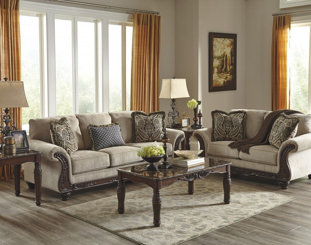 laytonsville 2pc sofa loveseat set dallas tx living