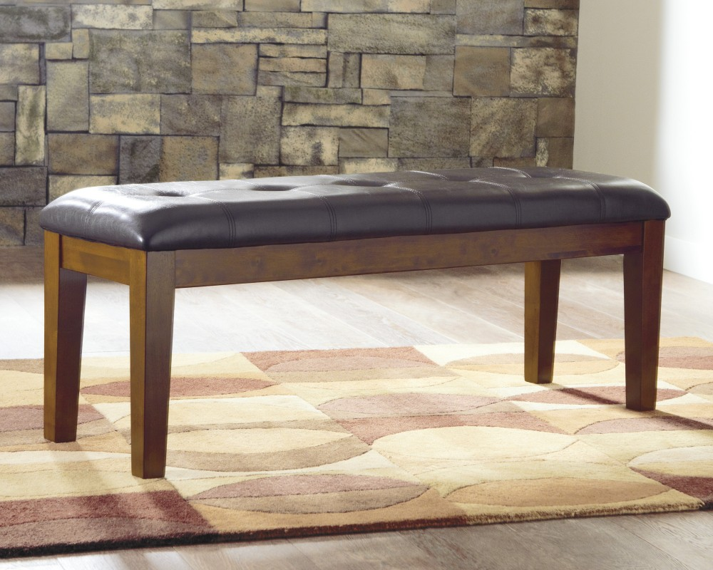 Cool Ashley Ralene Large Dining Bench Caraccident5 Cool Chair Designs And Ideas Caraccident5Info