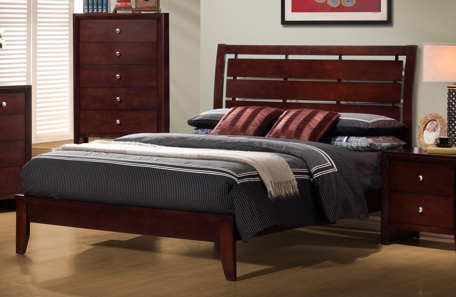 Please upgrade to full version of Magic Zoom. Coaster Serenity King Bed Dallas TX   Bedroom Bed   Furniture Nation