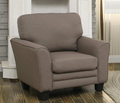 Homelegance Adair Grey Chair Available Online in Dallas Fort Worth Texas