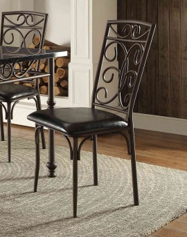 Homelegance Dryden Dining Chair Available Online in Dallas Fort Worth Texas
