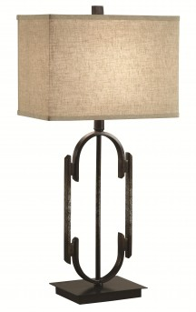 Coaster Trapper Table Lamp Available Online in Dallas Fort Worth Texas