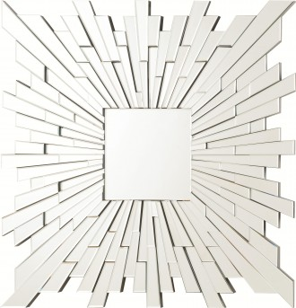 Coaster Accent Mirror Frameless Mirror Available Online in Dallas Fort Worth Texas