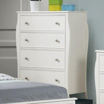 Coaster Dominique 4 Drawer Chest Available Online in Dallas Fort Worth Texas