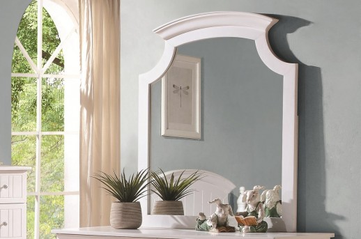 Coaster Caroline Mirror Available Online in Dallas Fort Worth Texas