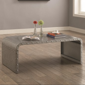 Industrial Coffee Table Available Online in Dallas Texas
