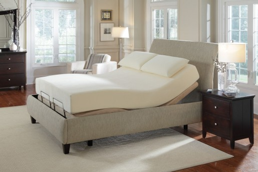Coaster Premier Gray King Adjustable Massage Bed Available Online in Dallas Fort Worth Texas