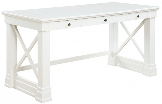 Coaster Johansson Antique White Desk Available Online in Dallas Fort Worth Texas