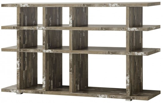 Coaster Bookcases Salvaged Cabin Finish Bookcase Available Online in Dallas Fort Worth Texas