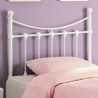 Coaster Dirkson White Twin Headboard Available Online in Dallas Fort Worth Texas
