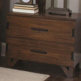 Coaster The Eastern Night Stand Available Online in Dallas Fort Worth Texas