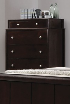 Coaster Madison Dark Merlot Chest Available Online in Dallas Fort Worth Texas