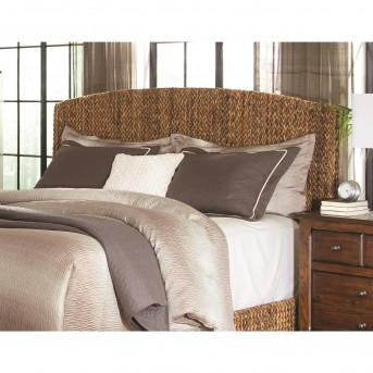 Coaster Laughton Natural Banana Leaf Queen Headboard Available Online in Dallas Fort Worth Texas