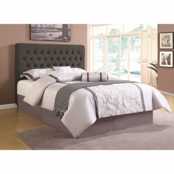 Coaster Chloe Black Twin Upholstered Headboard Available Online in Dallas Fort Worth Texas