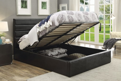 Coaster Riverbend Black Cal King Bed Available Online in Dallas Fort Worth Texas