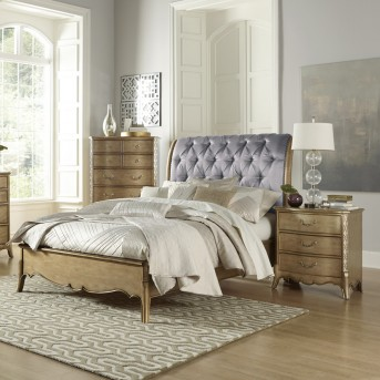Homelegance Chambord King Bed Available Online in Dallas Fort Worth Texas